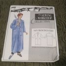 The Sewing Workshop Collection San Francisco Coat, Size 8 10 12 14 16 18, Uncut Pattern