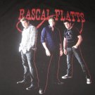 Rascal Flatts 2010 Concert Tour band shirt size XL