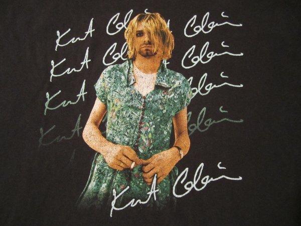 Kurt Cobain -In a Dress  Size XL Shirt (Used)