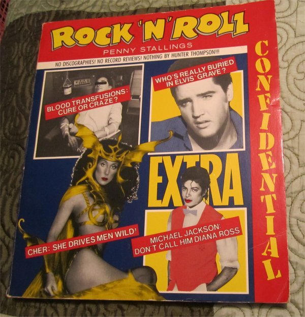 Rock N Roll Confidential Behind the scenes,Banned,More-Rockabilly, Punk,Rock,Glam