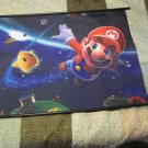 "SUPER MARIO GALAXY  Silk Poster Banner Wallscroll 40"" x 29"" Room Decor"