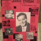 Jackie Gleason Song Album of Recorded Hits [Songbook]) sheet music book