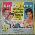 "Vintage Soundtrack Show Boat MGM 45 rpm Records Box Set 7"" record Set"