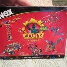 Instructions for original K'NEX Master Building set