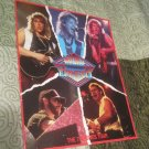 Official Night Ranger 7 Wishes Tour Concert Tour Program - Book 1985 (tourbook)