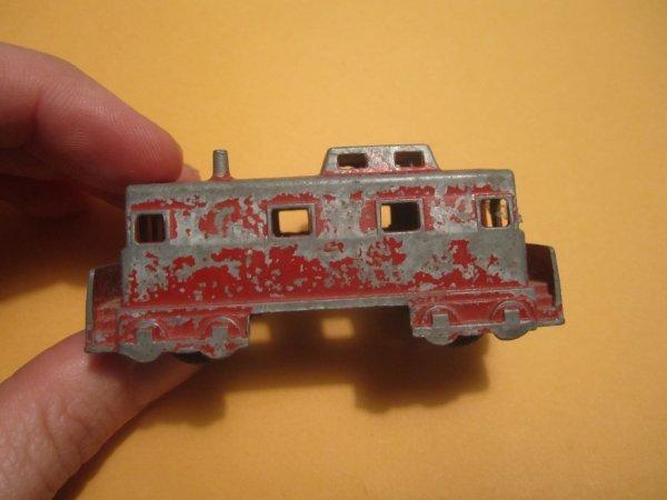 Vintage Antique Toy Diecast Midgetoy TRAIN CAR Rockford ,Ill USA