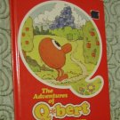 Retro 80s The Adventures of Q*BERT (Childrens Book,Arcade Game Character) 1983
