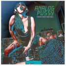"Analog Pussy – Psycho Bitch From Hell 2LP 12"" vinyl  psychedelic trance"