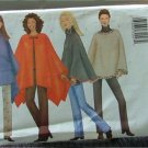 Butterick size 6-8-10 Misses'/ Misses' Petite Poncho and Pants Sewing pattern