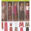 Simplicity 4885 sewing pattern, dress, jacket, skirt, pants, Size 6-12
