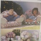 McCall 9665 Sewing pattern HOME Decor - Childs/Kids Padded chairs Uncut