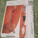 McCall's Sewing Pattern 4172 Misses Size 16-18-20-22  Fitted Long Sleeve Dress,Tunic Skirt