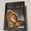 Vintage Holy Bible Plastic Bank  ,Unique (Kitch,Money Storage )