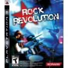 Rock Revolution For Sony Playstation 3 NEW PS3 GAME