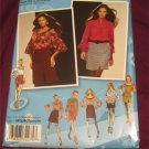 Misses Fabulous Blouse, Skirt ,Simplicity  Sewing Pattern  Project Runway Series, Size 4-12 2756
