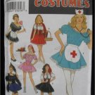 Simplicity Costumes 8851 Red Riding Hood,Maid,Nurse..More Costume Sewing Pattern