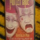 Motley Crue Theatre Of Pain Cassette Vintage 80's Rock Hair band