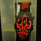 Vintage STAR WARS EPISODE I, THE PHANTOM MENACE Darth Maul WRIST WATCH