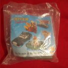 1996 Disney Burger King Kids Meal Toy Oliver & Co. Dashing Dodger Sealed