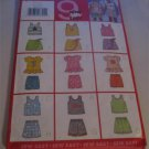 Butterick Pattern CHILDREN'S / GIRLS' TOP, SKORT AND SKORTS  Size 2-3-4-5