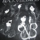 BLACK VEIL BRIDES SHIRT GLAM ROCK GOTHIC PUNK METAL OOP!Shirt Size XS Slim Fit