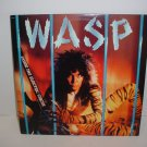 "WASP Inside the Electric Circus 12"" Vinyl  Record Lp Album (Metal,Blackie Lawless)"