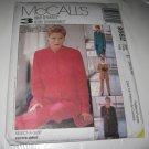 McCalls Sewing Pattern # 9562 UNCUT Misses Jacket Pants Skirt Top Size 10,12,14