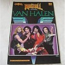 Van Halen -Revolutionary Rock N Roll Comic Volume 1 First printing