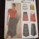 Simplicity 7179 Sewing Pattern -Misses' Skirt in 3 Lengths size PP 12,14,16,18