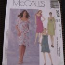 McCall's 3223 Empire Style Dress Pattern Sz 12,14,16,18 Uncut