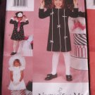 Vogue for Me 9576 A-Line Childrens/Girls Dress,Princess seams Size 5,6,6X