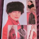 Vogue Accessories P902 Misses Hat,Collar.Stole,Capelet & Cape