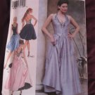 Style 2678 Laced Halter/ Bodice with Skirt size 8,10,12,14,16,18