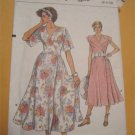 Very Easy Very Vogue 9282 Misses Dress Sewing Pattern Sizes 6, 8 and 10