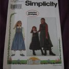 Child and Girls Jumper and Bag Simplicity Pattern 7298