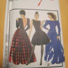 Style Sewing Pattern 1462 Misses Evening Dress Gown,Party Dress Size 12,14,16 Uncut