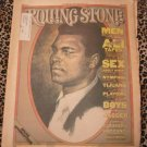 Rolling Stone #197 Oct 9, 1975 Muhammed Ali, Men&#39;s issue, Springsteen