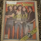 Rolling Stone Magazine Nov 29, 1979 #305 EAGLES, GUIDO SARDUCCI