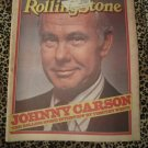 Vintage Rolling Stone, March 1979 #287 Johnny Carson cover