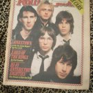 ROLLING STONE MAGAZINE JANUARY 23 1979 THE CARS ON COVER