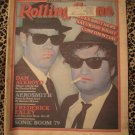 Rolling Stones Blues Brothers -Aerosmith- Sonic Boom February 1979