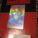 1991 Sports Illustrated - Michael Jordan Sportsman of The Year Hologram Issue