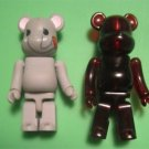 Medicom Be@rbrick Bearbrick  JellyBean Red Elephant Animal