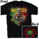 Vintage  Rey Mysterio Jr west coast  619 Spider WWE wrestling T-Shirt FREE SHIPPING