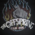 OFFSPRING 2005 Concert Tour T-Shirt  Size Large (Band Rock Shirt)