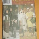 Simplicity Renaissance #8587 Misses, Men's, Teens Costume Collection Pattern FREE SHIPPING