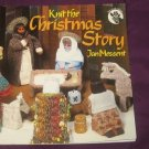 Knit the Christmas Story by Jan Messent  - Knitting The Nativity-