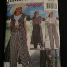 Butterick 6857 Free Spirted Dress, Top & Pants 1993
