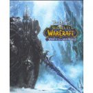 World of Warcraft The Art of Wrath of the Lich King Hardcover Art Book