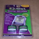 iQuest Quantum LeapFrog 5th Grade SOCIAL STUDIES NEW Sealed cartridge